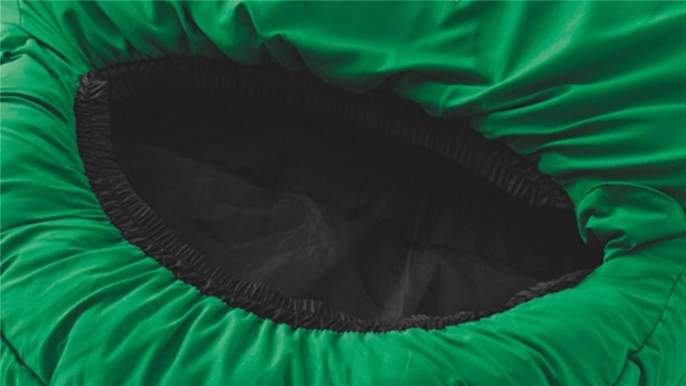 Outwell Convertible Junior Yeşil Çocuk Uyku Tulumu OUT230070