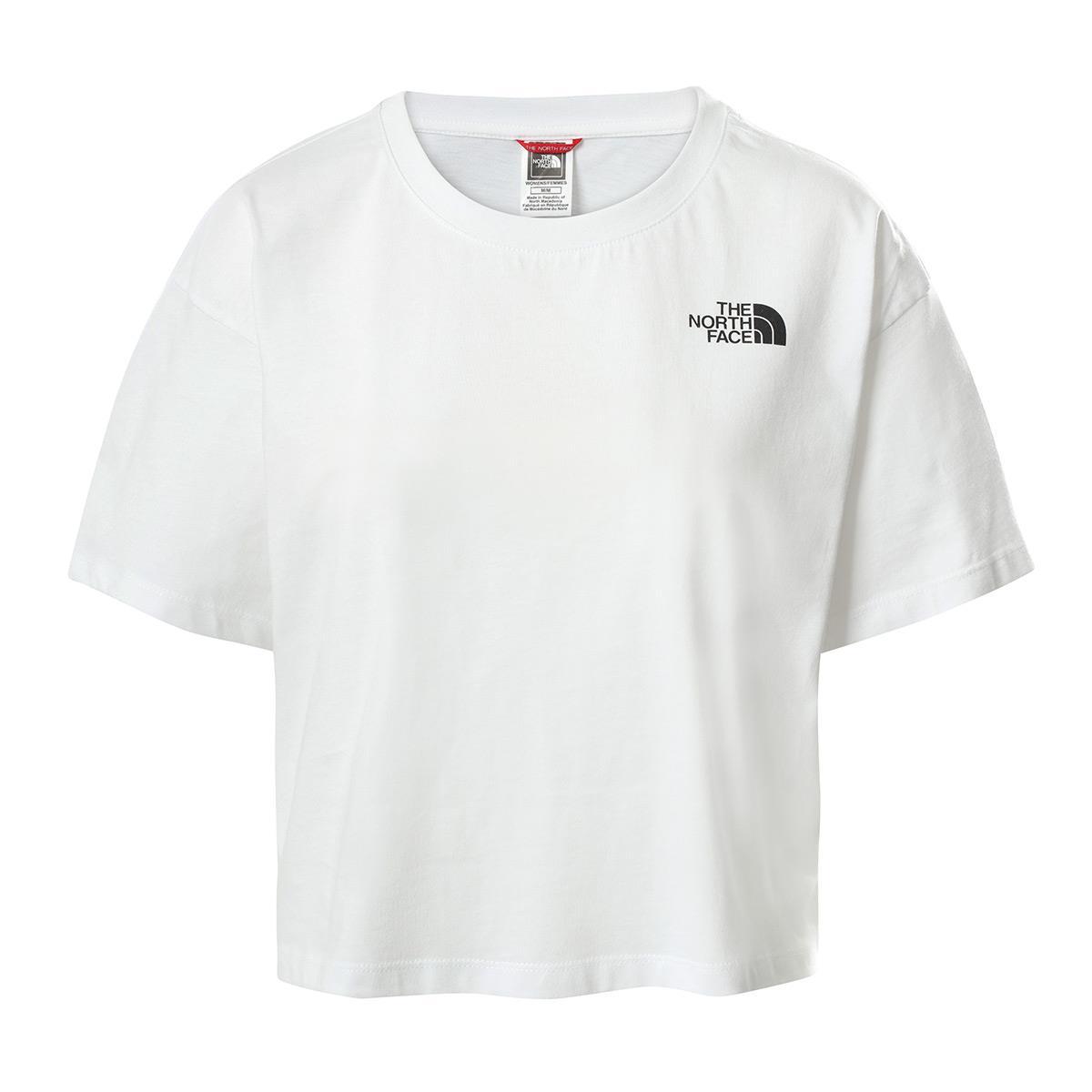 The North Face  Kadın CROPPED SD Tişört