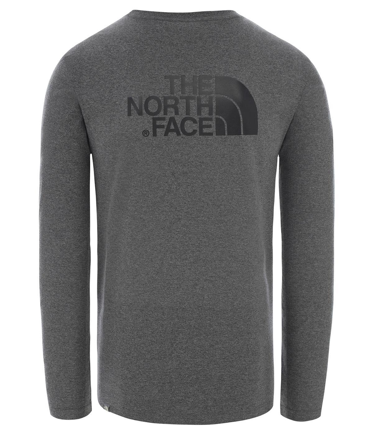 The Northface Erkek L/S EASY TEE - EU NF0A2TX1DYY1