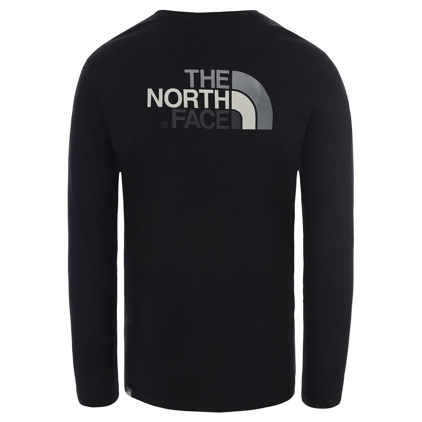 The Northface Erkek L/S EASY TEE - EU NF0A2TX1KZ21