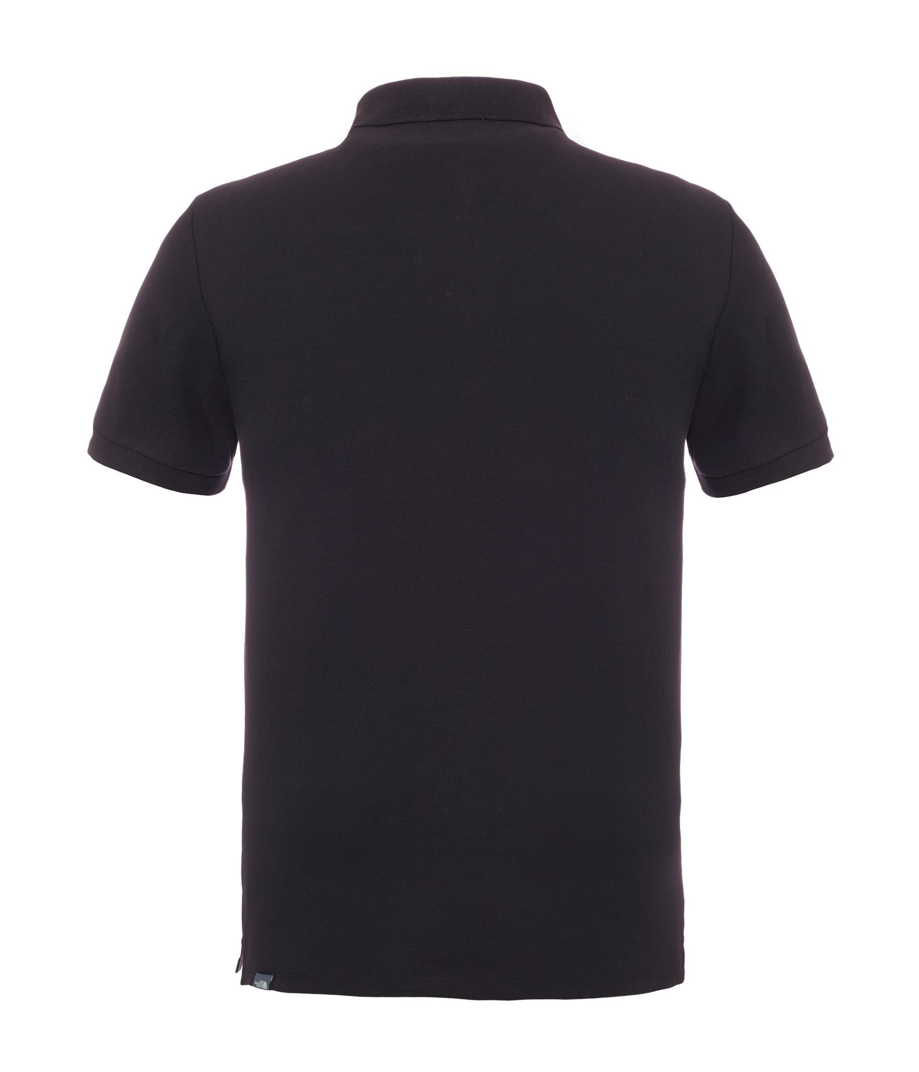 The Northface Erkek Premium Polo Pique Tişört T0Cev4Kx7
